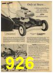 1965 Sears Spring Summer Catalog, Page 926
