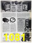 1967 Sears Fall Winter Catalog, Page 1081