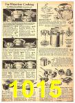 1940 Sears Fall Winter Catalog, Page 1015