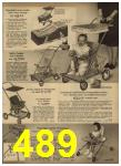 1962 Sears Spring Summer Catalog, Page 489