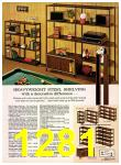 1972 Sears Fall Winter Catalog, Page 1281
