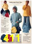 1977 Sears Spring Summer Catalog, Page 411