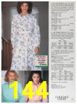 1991 Sears Spring Summer Catalog, Page 144