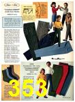 1969 Sears Fall Winter Catalog, Page 353