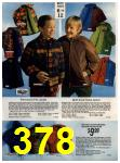 1972 Sears Fall Winter Catalog, Page 378