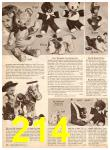 1955 Sears Christmas Book, Page 214