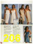 1986 Sears Spring Summer Catalog, Page 206
