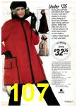 1975 Sears Fall Winter Catalog, Page 107
