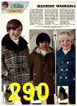 1975 Sears Fall Winter Catalog, Page 290