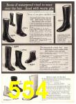 1971 Sears Fall Winter Catalog, Page 554