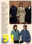 1965 Sears Fall Winter Catalog, Page 91