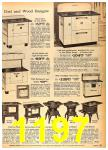 1962 Sears Fall Winter Catalog, Page 1197