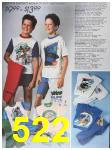 1988 Sears Spring Summer Catalog, Page 522
