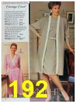 1988 Sears Fall Winter Catalog, Page 192