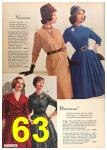 1960 Sears Fall Winter Catalog, Page 63