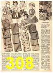 1960 Sears Fall Winter Catalog, Page 308