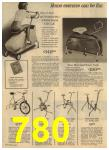 1965 Sears Spring Summer Catalog, Page 780
