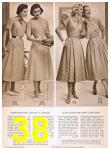 1957 Sears Spring Summer Catalog, Page 38
