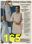 1979 Sears Spring Summer Catalog, Page 165