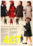 1960 Sears Fall Winter Catalog, Page 407