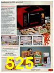 1985 Sears Christmas Book, Page 525