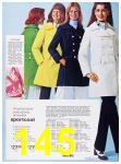 1973 Sears Spring Summer Catalog, Page 145