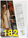 1985 Sears Fall Winter Catalog, Page 182