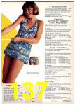 1977 Sears Spring Summer Catalog, Page 137
