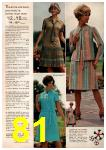 1972 Montgomery Ward Spring Summer Catalog, Page 81