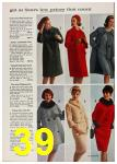 1963 Sears Fall Winter Catalog, Page 39