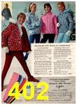 1966 Montgomery Ward Fall Winter Catalog, Page 402