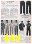 1957 Sears Spring Summer Catalog, Page 444