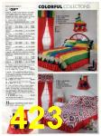1992 Sears Christmas Book, Page 423
