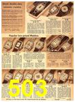 1942 Sears Spring Summer Catalog, Page 503