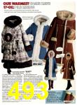1978 Sears Fall Winter Catalog, Page 493