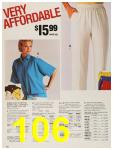1987 Sears Spring Summer Catalog, Page 106