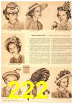 1949 Sears Spring Summer Catalog, Page 222