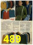 1968 Sears Fall Winter Catalog, Page 489