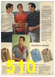 1960 Sears Spring Summer Catalog, Page 510