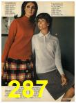 1968 Sears Fall Winter Catalog, Page 287
