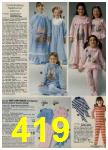 1979 Sears Fall Winter Catalog, Page 419