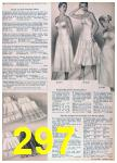 1957 Sears Spring Summer Catalog, Page 297