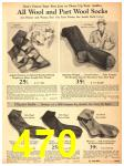 1940 Sears Fall Winter Catalog, Page 470