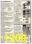 1978 Sears Fall Winter Catalog, Page 1209
