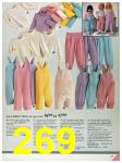 1986 Sears Fall Winter Catalog, Page 269