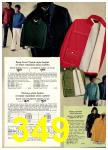 1974 Sears Spring Summer Catalog, Page 349