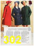 1967 Sears Fall Winter Catalog, Page 302