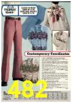1976 Sears Fall Winter Catalog, Page 482