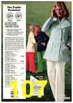 1975 Sears Spring Summer Catalog, Page 107