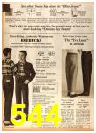 1958 Sears Fall Winter Catalog, Page 544